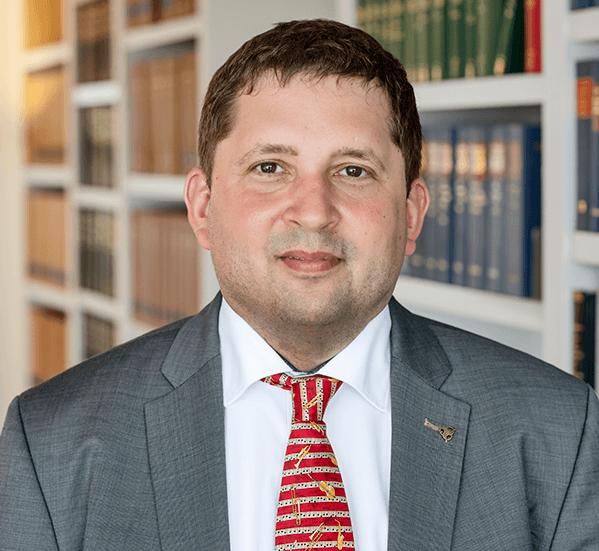 Rechtsanwalt Marc Görtz
